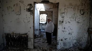 Arrecian las críticas contra Tsipras por la gestión de los incendios