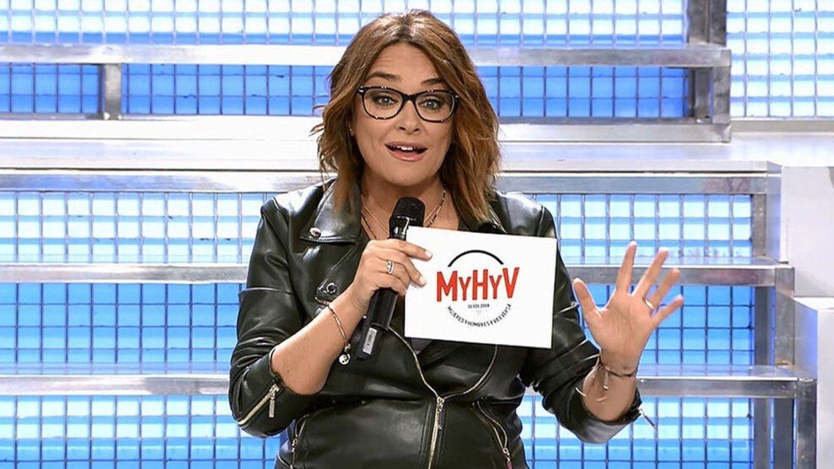 El mensaje de Toñi Moreno a Jesús Vázquez tras conocer su salida de 'MYHYV'