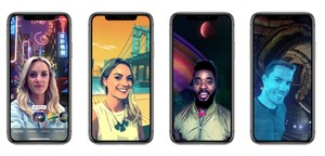 iPhone X. Nuevos filtros.