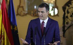 Sánchez insta els independentistes a recolzar el Pressupost davant de la pressió del carrer