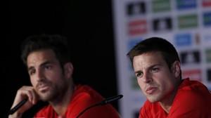"""Cesc: """"Casillas està actuant com un verdader capità"""""""