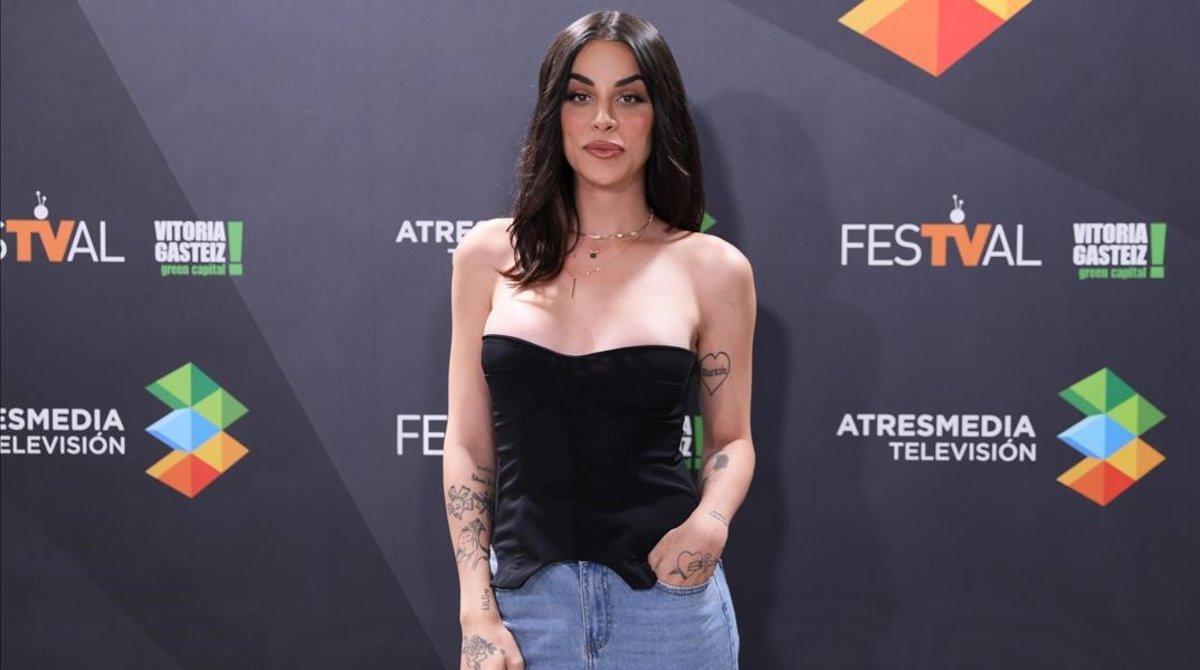 La actriz, cantante y escritora Jedet, con su nuevo 'look' tras las últimas cirugías de feminización.