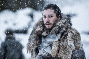 Kit Harington como Jon Snow