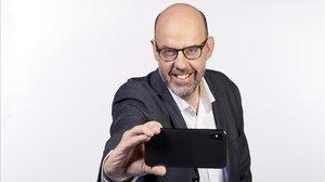 Jordi Basté, presentador de 'No pot ser!', en TV-3.