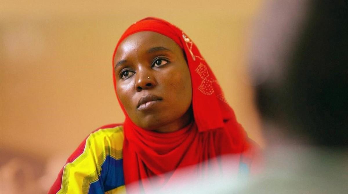 Aïcha Macky en la película Larbre sans fruit