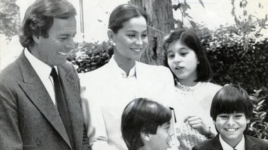Julio Iglesias, una vida de Disney