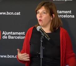 Laia Ortiz, teniente de alcaldía de Derechos Sociales.