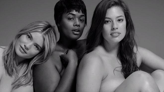 Este anuncio de mujeres de talla grande vetado en alguna tele de EE.UU
