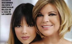 Terelu y su hija Alejandra.