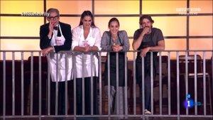 Los finalistas de la cuarta edición de 'Masterchef Celebrity'.