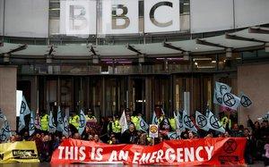 La BBC perderá 450 empleos en sus servicios informativos