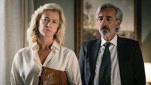 Mercedes y Antonio en el capítulo de la 20ª temporada de 'Cuéntame cómo pasó'.