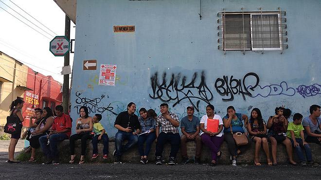 México: la crisis de refugiados ignorada.
