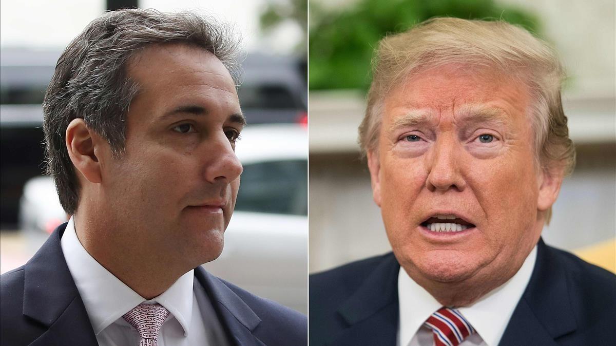 Trump habló de pagar a explayboy