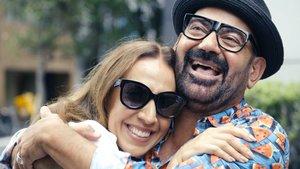 Mónica Naranjo y José Corbacho en la nueva entrega de 'Mónica y el sexo'.