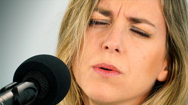La cantautora catalana interpreta Farrera