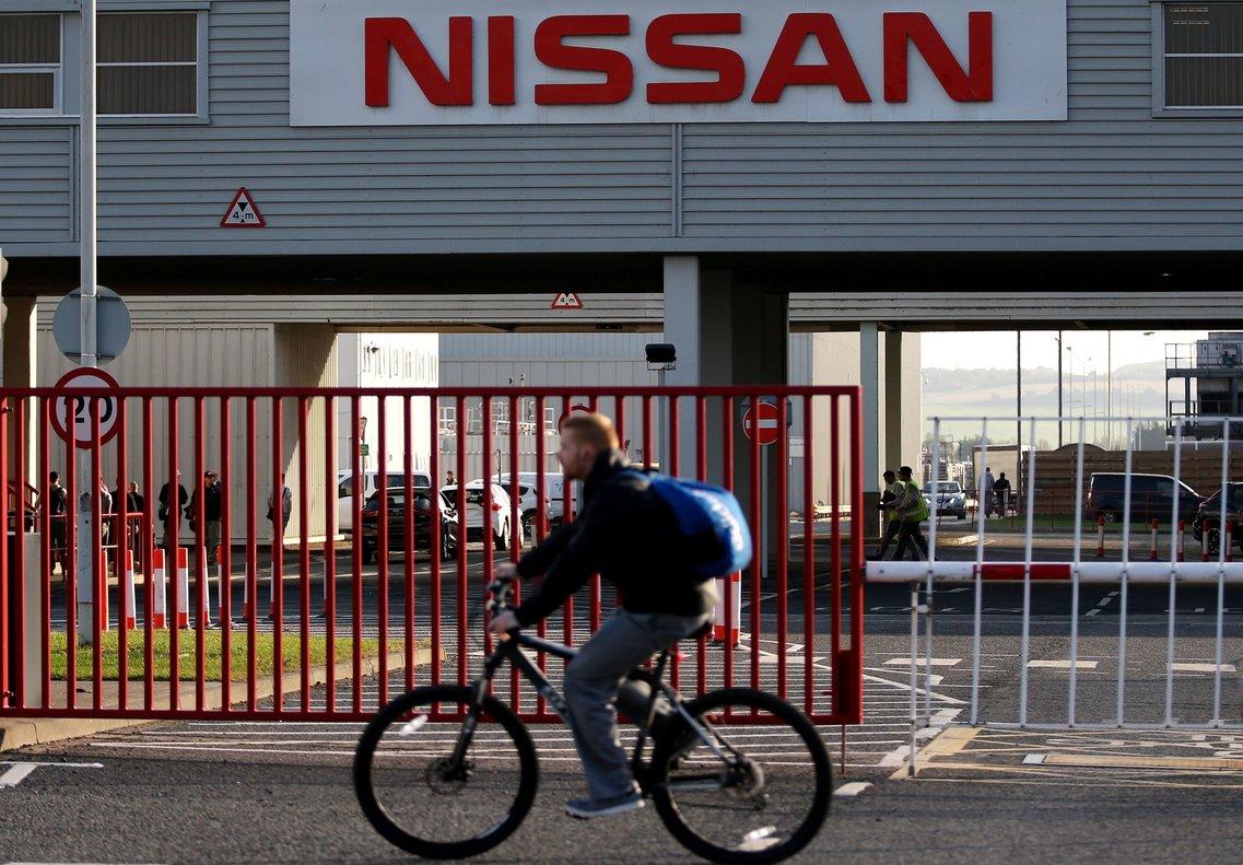 Nissan es una de las empresas que estudia plantear un ERTE.
