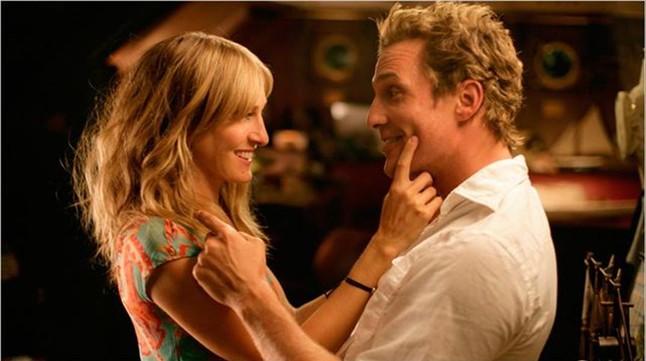 Sarah Jessica Parker y Matthew McConaughey, los protagonistas de Novia por contrato.