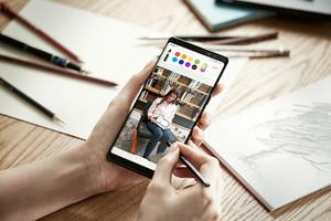 El nuevo Samsung Galaxy Note 8.