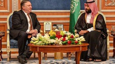 Armas sin fin para Arabia Saudí