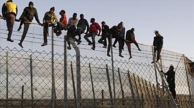 Inmigración, la endémica asignatura pendiente de la UE
