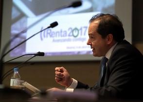 La Agencia Tributaria ha tasado en 9.468 los millones de euros, el 5,3% menos que en la campaña pasada,que retornará de su declaración a 13,77 millones de contribuyentes.
