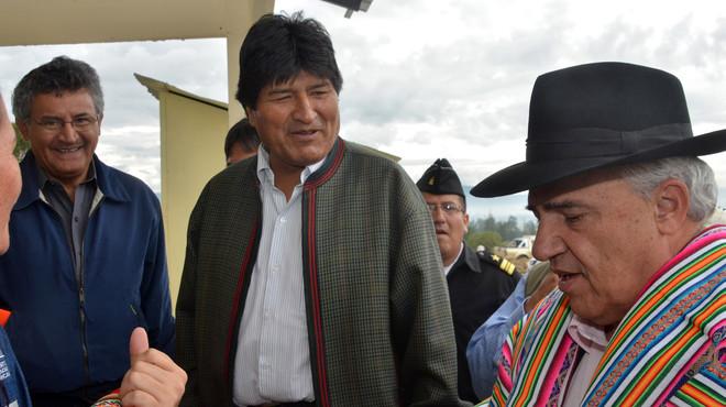 El Gobierno dice que Morales ha recibido amenazas de muerte