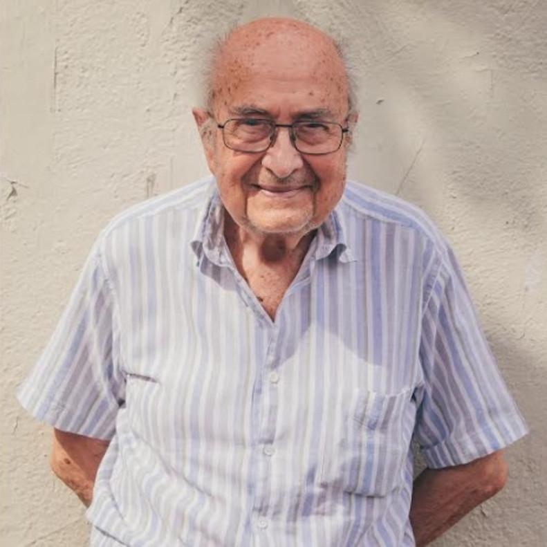 Ramón Bayés, psicólogo y profesor emérito de la Universitat de Barcelona.