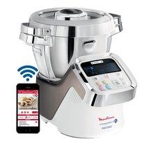 Robot de cocina conectado de Moulinex.
