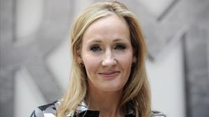 J. K. Rowling en una imagen de archivo.