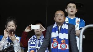 Chen Yansheng, nou president de l'Espanyol