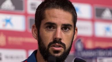 """Isco: """"La idea de fútbol con Luis Enrique es la misma"""""""
