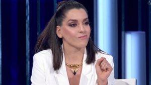 Ruth Lorenzo, jurado en la gala 5 de 'OT 2020'.