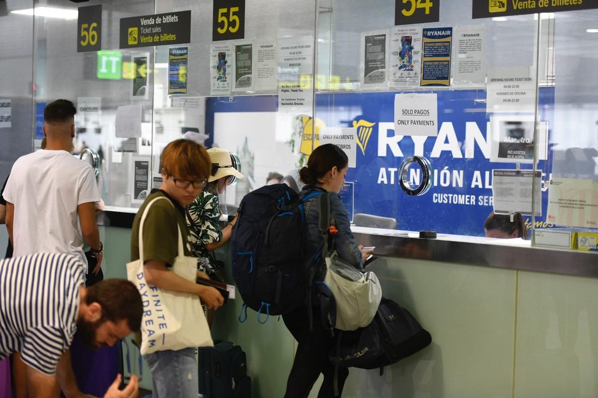Una altra vaga de Ryanair