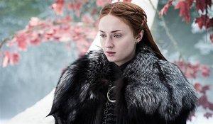 El análisis viral del vestido de Sansa Stark en el final de Juego de Tronos