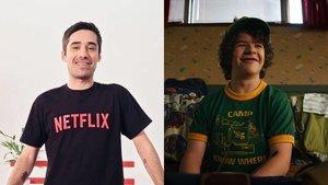 Jordi Cruz se cuela en un vídeo viral de 'Stranger Things' a nivel mundial