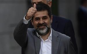 El Constitucional rechaza excarcelar a Sànchez