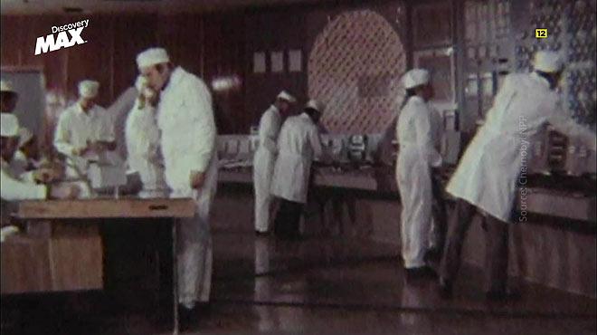 Tráiler del documental Chernobil, 30 años después que emite Discovery Max.