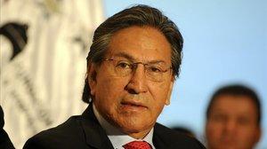 Arrestat l'expresident peruà Alejandro Toledo als EUA