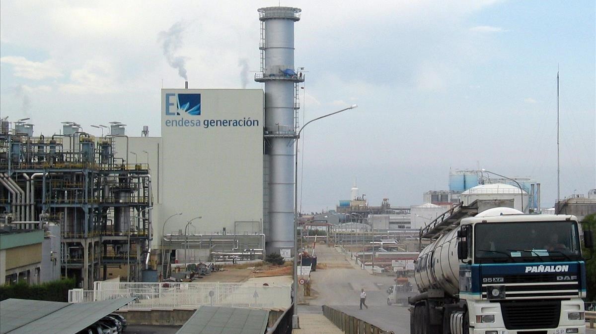 L'última oportunitat per a les centrals de gas natural
