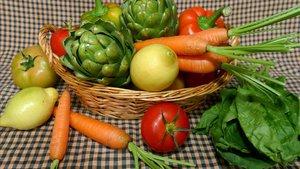Hortalizas que ayudan a preparar la piel para la exposición al sol, entre ellas las zanahorias.