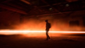 La obra de realidad virtual Carne y arena de Alejandro González Iñárritu.