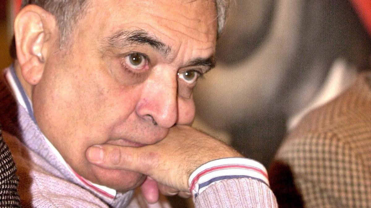 Javier Aguirre, en el 2002.