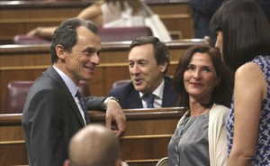 Pedro Duque, l'únic ministre Gabinete de Pedro Sánchez que aconsegueix l'aprovat