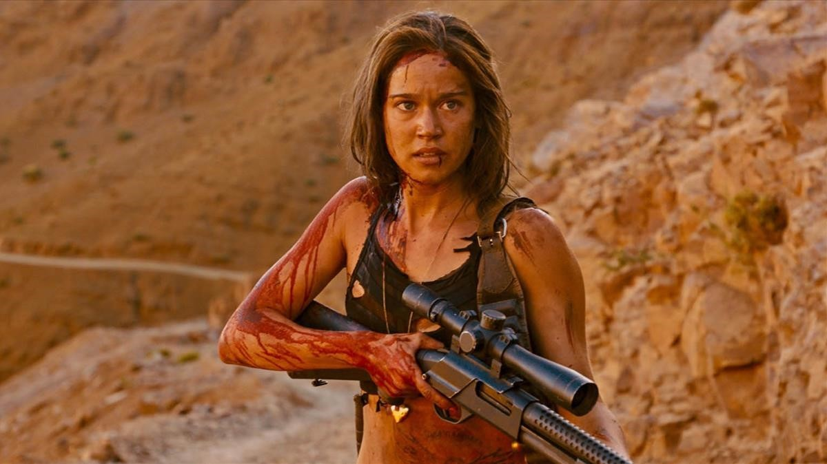 'Revenge': Rambo és dona