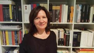 La nueva presidenta del comité de competición, Carmen Pérez González.
