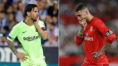 Doble ridículo del Barça y el Madrid