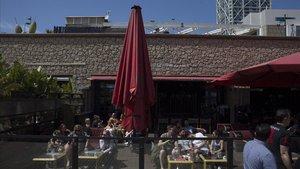L'Estat subhastarà els locals d'oci del front marítim de Barcelona