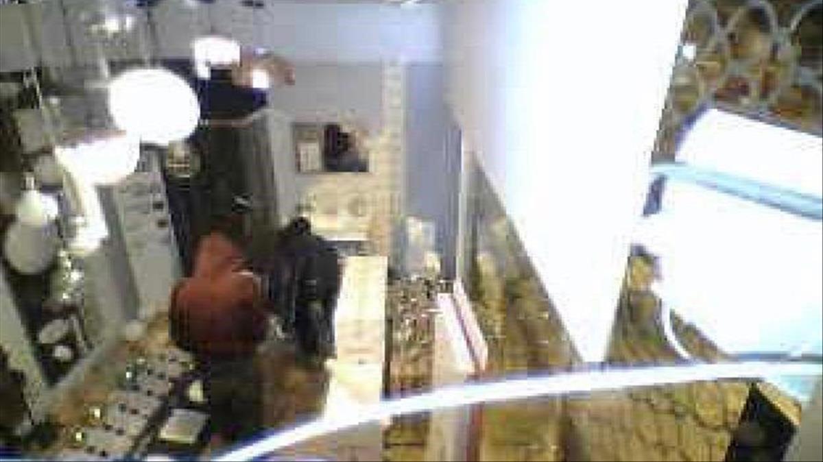 Robo nocturno a una tienda de Sant Antoni.