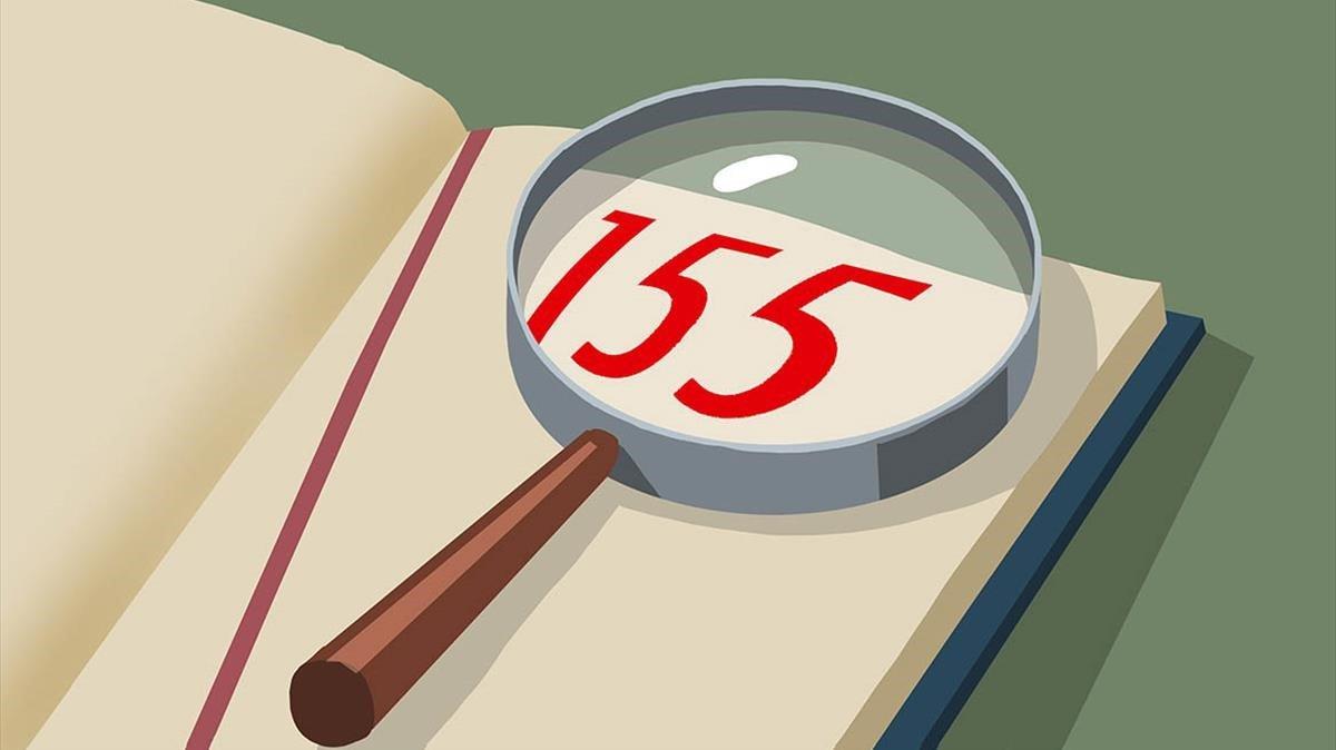L'article 155 segons el Tribunal Constitucional
